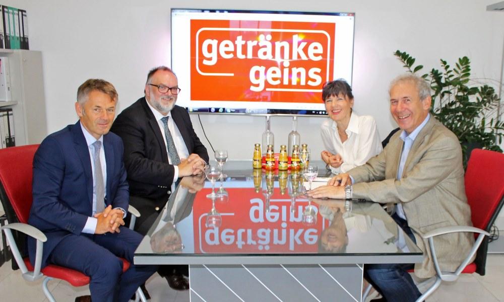 Getränke Geins erweitert Firmengelände am Standort Passau | PASSAU